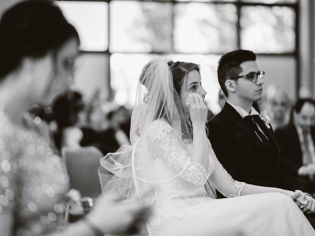 Il matrimonio di Ruben e Noemi a Pontenure, Piacenza 29