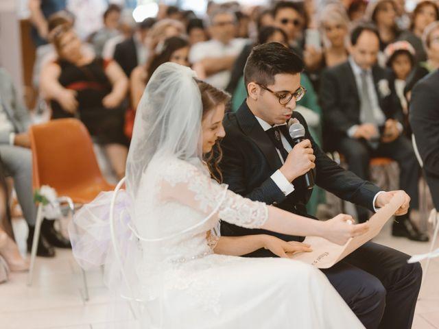 Il matrimonio di Ruben e Noemi a Pontenure, Piacenza 30