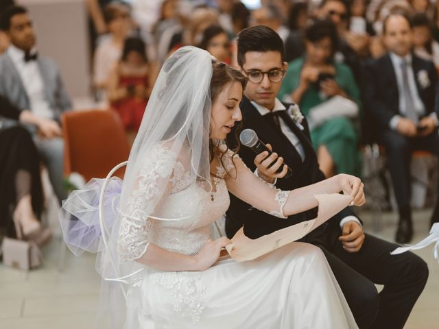 Il matrimonio di Ruben e Noemi a Pontenure, Piacenza 31