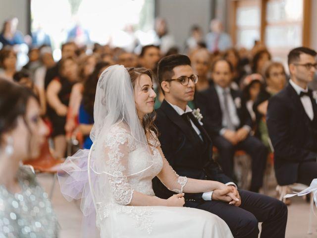 Il matrimonio di Ruben e Noemi a Pontenure, Piacenza 32