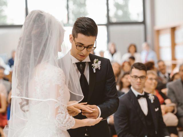 Il matrimonio di Ruben e Noemi a Pontenure, Piacenza 35