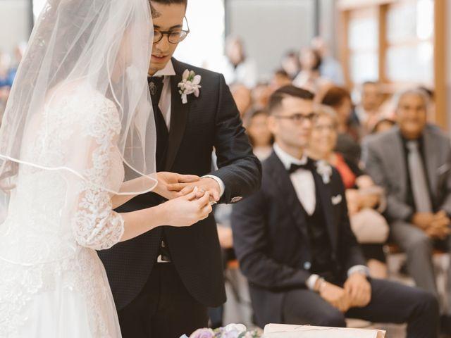 Il matrimonio di Ruben e Noemi a Pontenure, Piacenza 36