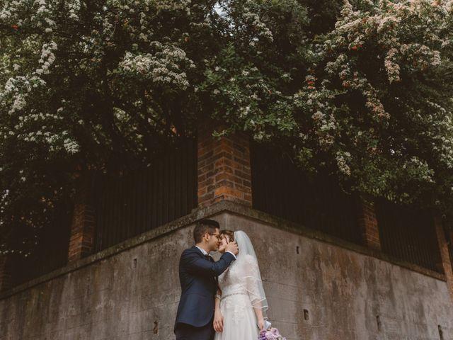 Il matrimonio di Ruben e Noemi a Pontenure, Piacenza 45