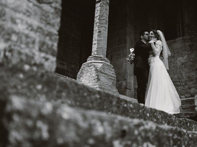 Il matrimonio di Ruben e Noemi a Pontenure, Piacenza 1