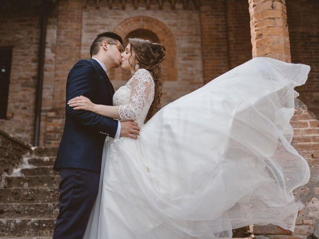 Il matrimonio di Ruben e Noemi a Pontenure, Piacenza 55