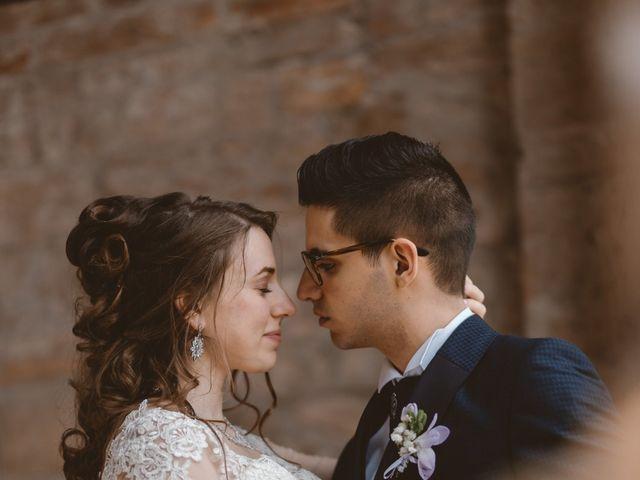 Il matrimonio di Ruben e Noemi a Pontenure, Piacenza 56