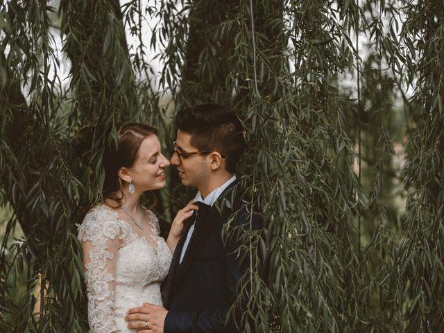 Il matrimonio di Ruben e Noemi a Pontenure, Piacenza 70