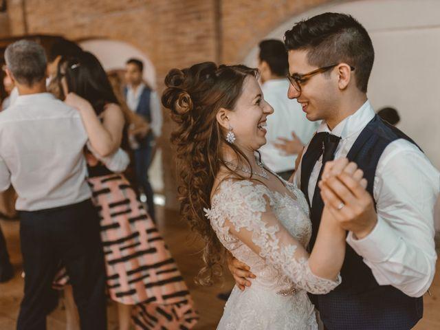 Il matrimonio di Ruben e Noemi a Pontenure, Piacenza 77