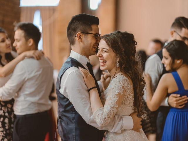 Il matrimonio di Ruben e Noemi a Pontenure, Piacenza 80