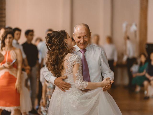 Il matrimonio di Ruben e Noemi a Pontenure, Piacenza 81