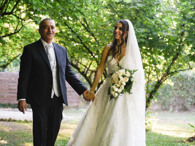 Le nozze di Sara e Alfredo