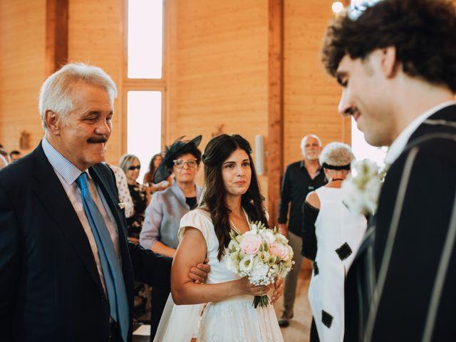 Il matrimonio di Piero e Giorgia a Minerbio, Bologna 40