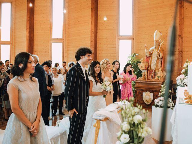 Il matrimonio di Piero e Giorgia a Minerbio, Bologna 42