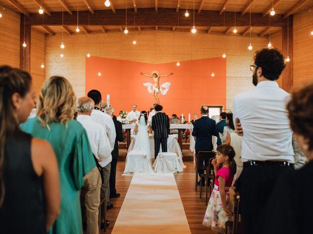 Il matrimonio di Piero e Giorgia a Minerbio, Bologna 43