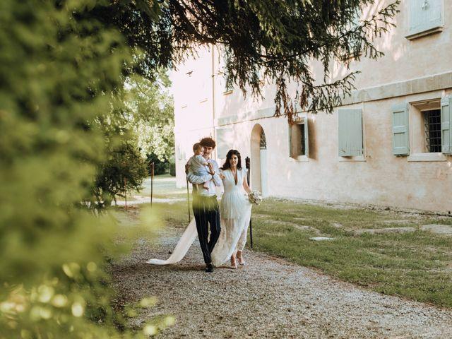 Il matrimonio di Piero e Giorgia a Minerbio, Bologna 70