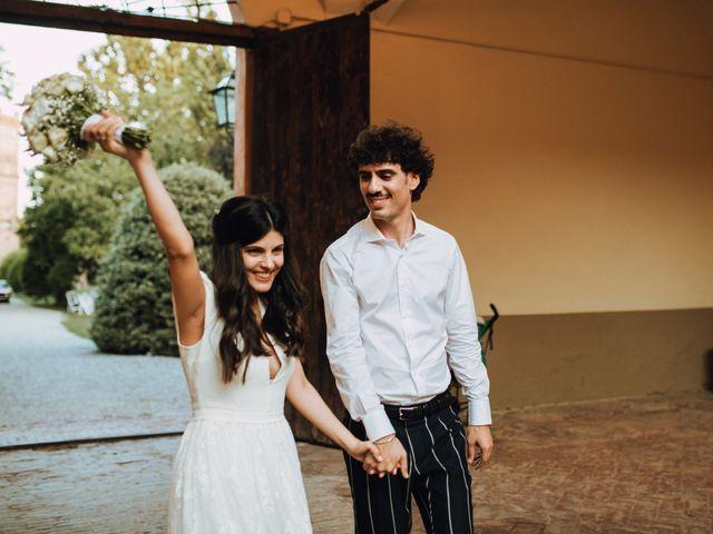 Il matrimonio di Piero e Giorgia a Minerbio, Bologna 89