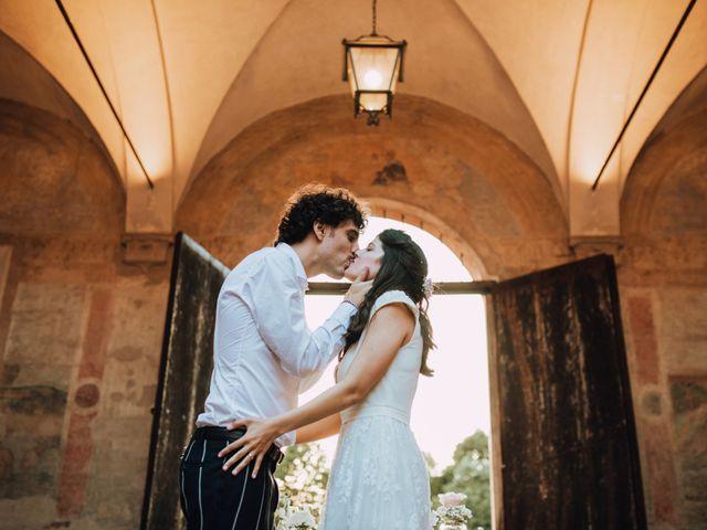 Il matrimonio di Piero e Giorgia a Minerbio, Bologna 93