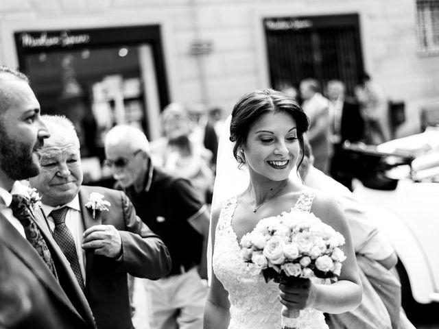 Il matrimonio di Giuseppe Nicola e Carmela a Novi Ligure, Alessandria 14