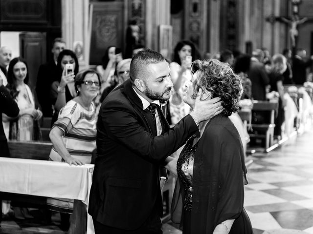 Il matrimonio di Giuseppe Nicola e Carmela a Novi Ligure, Alessandria 15