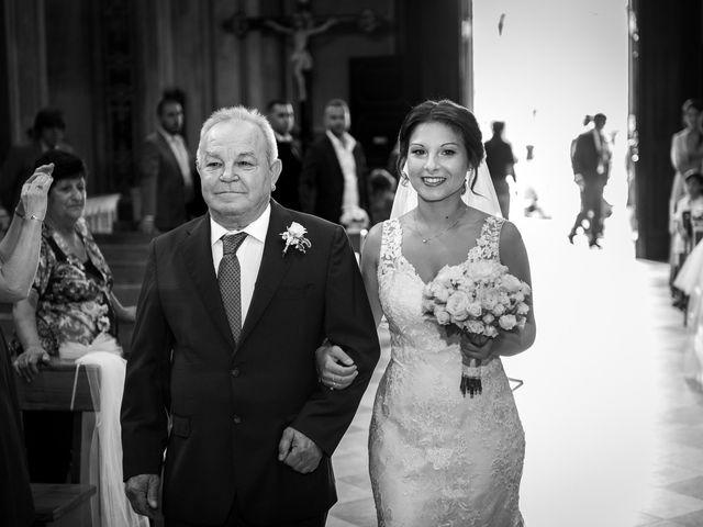 Il matrimonio di Giuseppe Nicola e Carmela a Novi Ligure, Alessandria 16