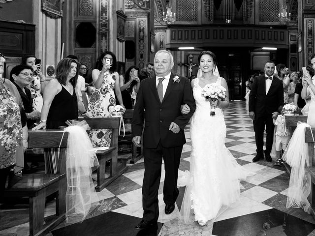 Il matrimonio di Giuseppe Nicola e Carmela a Novi Ligure, Alessandria 17