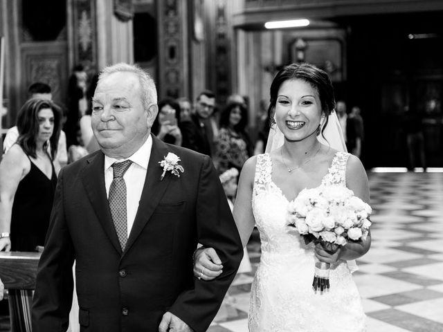 Il matrimonio di Giuseppe Nicola e Carmela a Novi Ligure, Alessandria 18