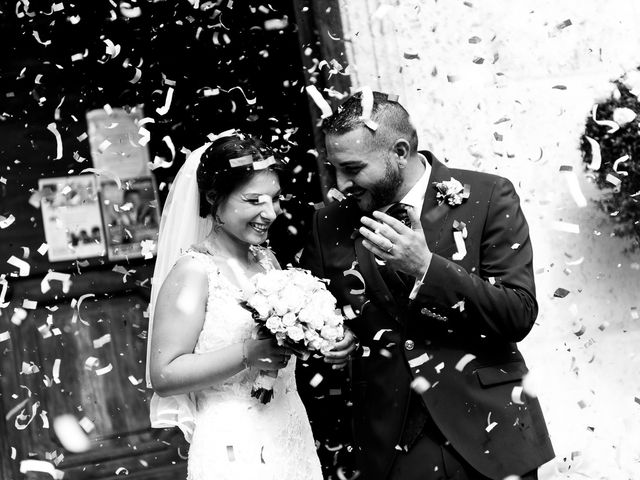 Il matrimonio di Giuseppe Nicola e Carmela a Novi Ligure, Alessandria 19