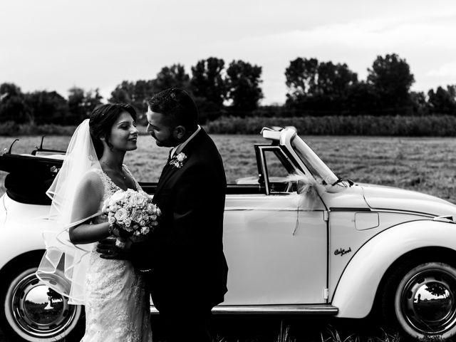 Il matrimonio di Giuseppe Nicola e Carmela a Novi Ligure, Alessandria 22