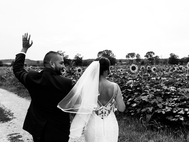 Il matrimonio di Giuseppe Nicola e Carmela a Novi Ligure, Alessandria 23