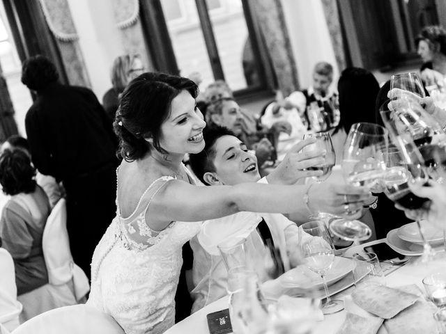 Il matrimonio di Giuseppe Nicola e Carmela a Novi Ligure, Alessandria 39