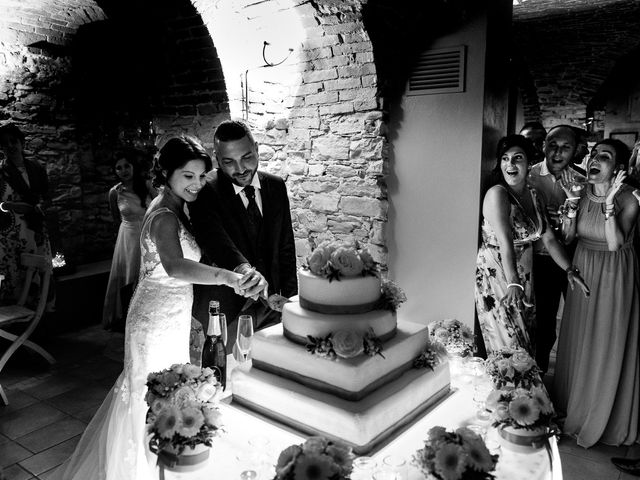 Il matrimonio di Giuseppe Nicola e Carmela a Novi Ligure, Alessandria 45