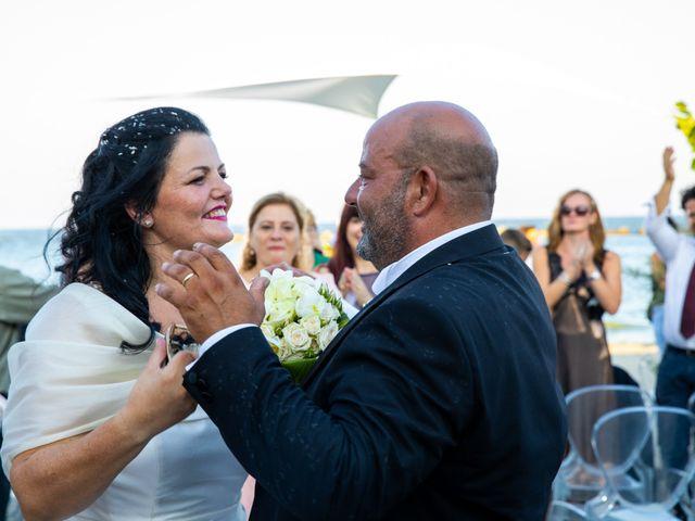 Le nozze di Ervis e Marcello