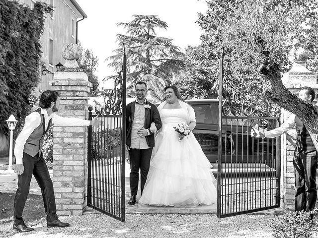 Il matrimonio di Yuri e Arianna a Torre di Mosto, Venezia 1