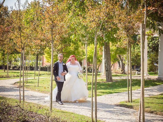 Il matrimonio di Yuri e Arianna a Torre di Mosto, Venezia 2