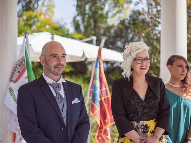 Il matrimonio di Yuri e Arianna a Torre di Mosto, Venezia 4