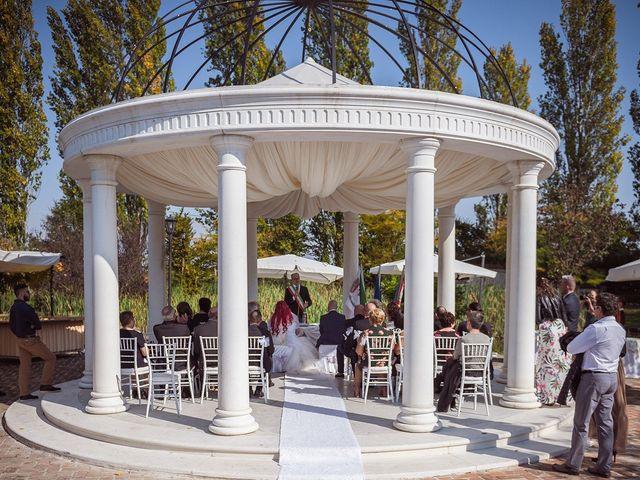 Il matrimonio di Yuri e Arianna a Torre di Mosto, Venezia 5
