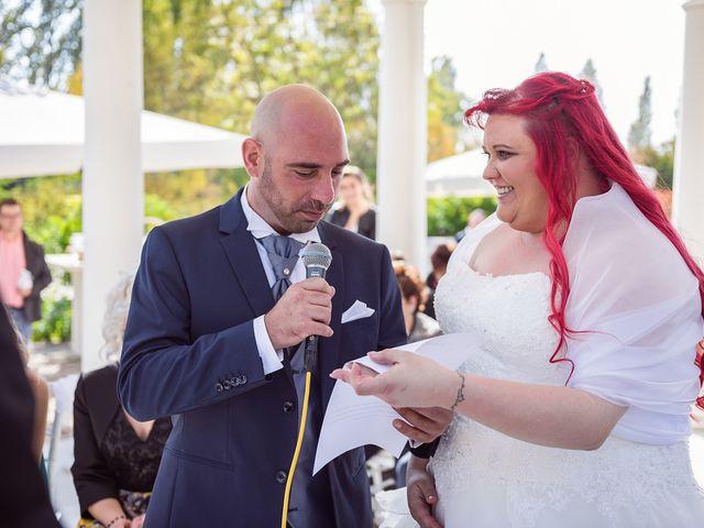 Il matrimonio di Yuri e Arianna a Torre di Mosto, Venezia 6