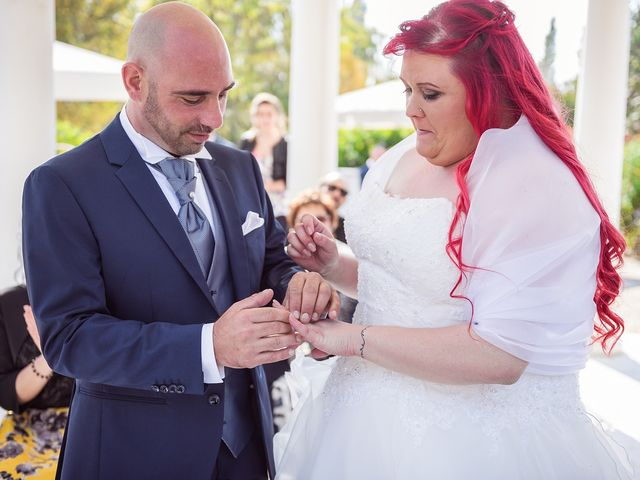 Il matrimonio di Yuri e Arianna a Torre di Mosto, Venezia 7