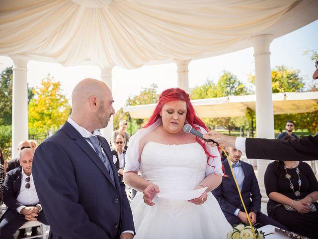 Il matrimonio di Yuri e Arianna a Torre di Mosto, Venezia 8