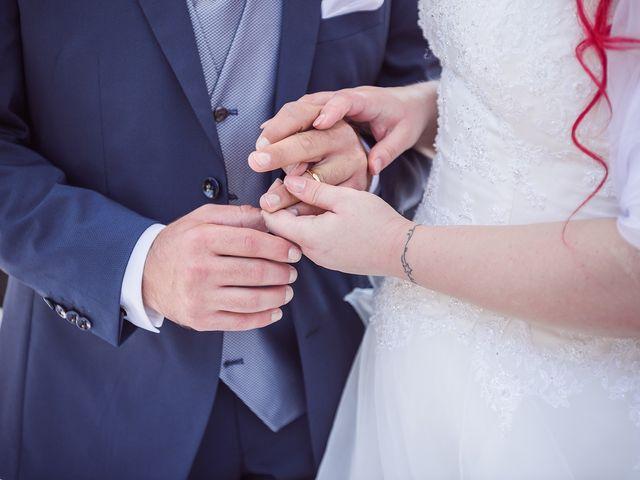 Il matrimonio di Yuri e Arianna a Torre di Mosto, Venezia 10