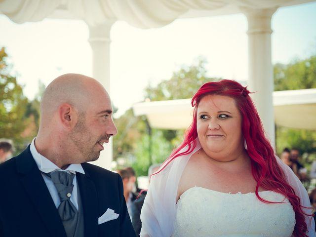 Il matrimonio di Yuri e Arianna a Torre di Mosto, Venezia 11