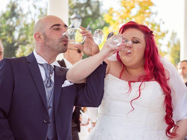 Il matrimonio di Yuri e Arianna a Torre di Mosto, Venezia 13