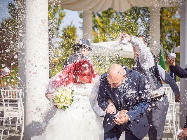 Il matrimonio di Yuri e Arianna a Torre di Mosto, Venezia 14