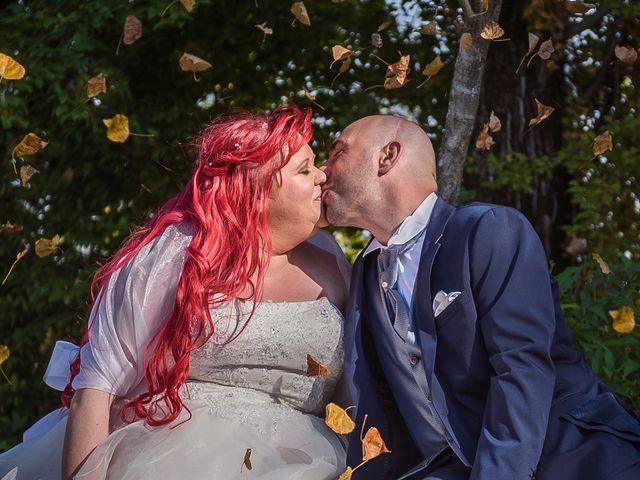 Il matrimonio di Yuri e Arianna a Torre di Mosto, Venezia 17