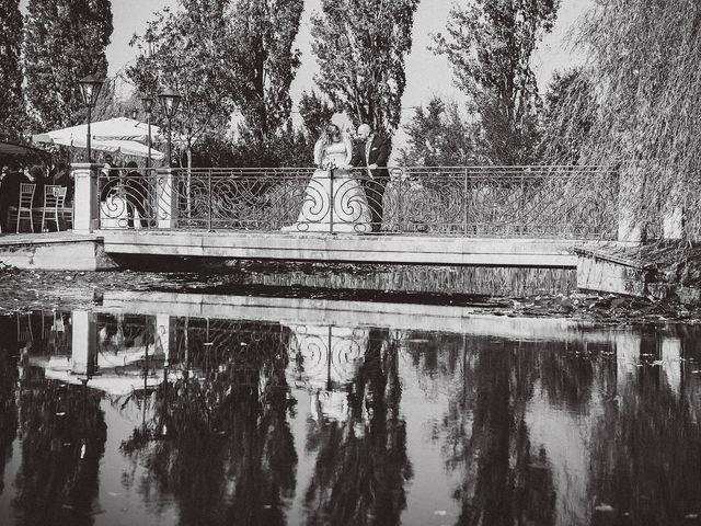 Il matrimonio di Yuri e Arianna a Torre di Mosto, Venezia 18
