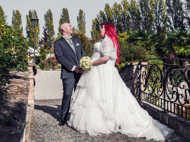 Il matrimonio di Yuri e Arianna a Torre di Mosto, Venezia 19