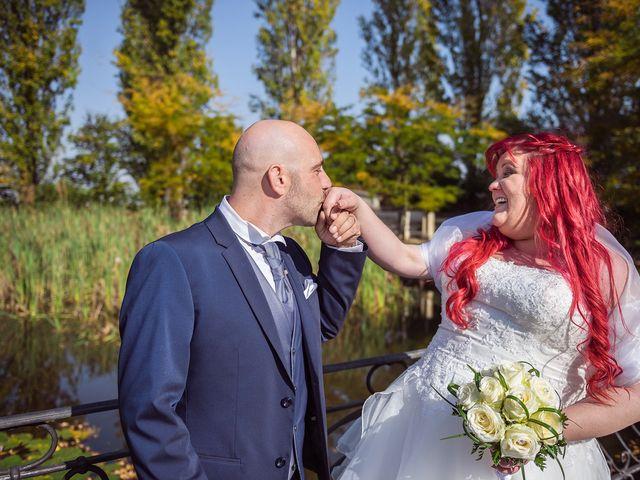 Il matrimonio di Yuri e Arianna a Torre di Mosto, Venezia 20