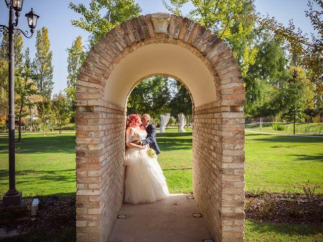 Il matrimonio di Yuri e Arianna a Torre di Mosto, Venezia 21