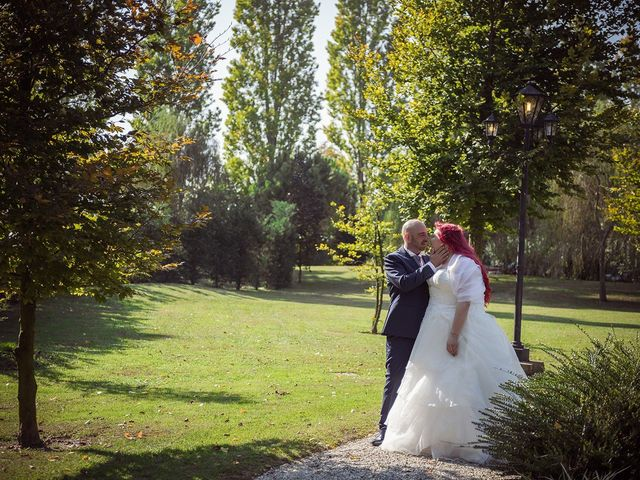 Il matrimonio di Yuri e Arianna a Torre di Mosto, Venezia 23