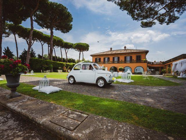 Il matrimonio di Marco e Sara a Roma, Roma 18
